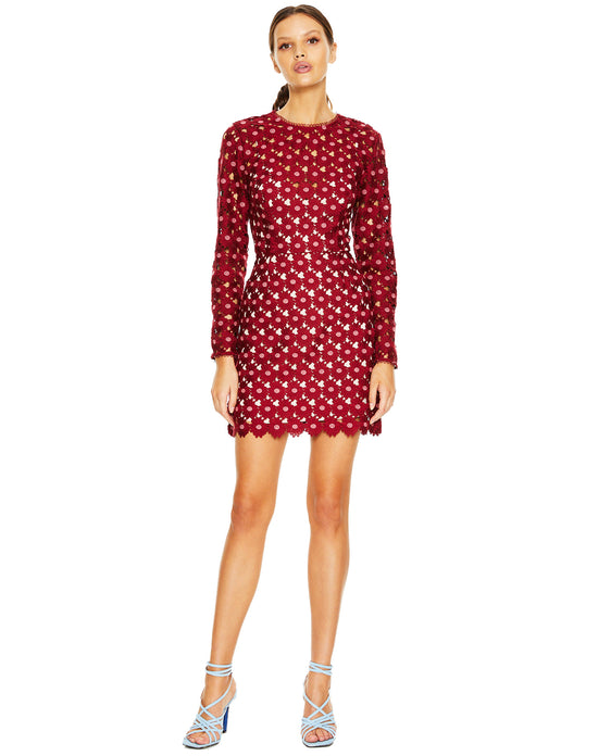 TALULAH LADY OF LUXURY MINI DRESS