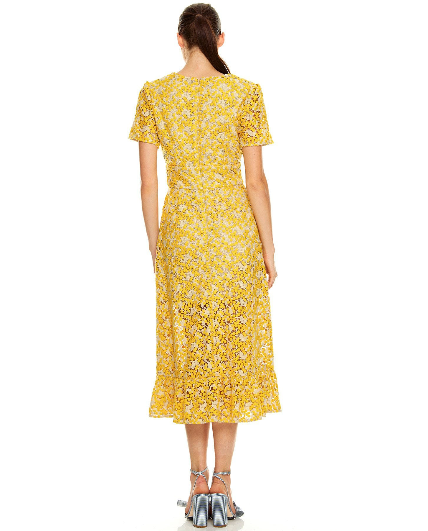 TALULAH SUN DREAMS MIDI DRESS