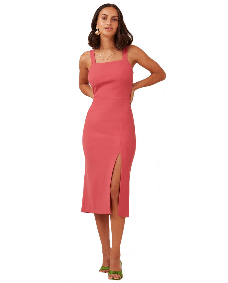 FINDERS KEEPERS ROSE PALERMO DRESS