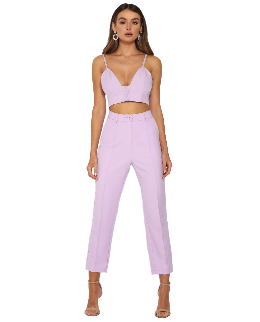 RUNAWAY THE LABEL LILAC NEED WANT THREE PIECE