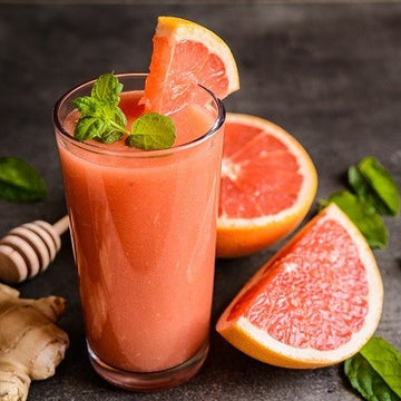 Frucht-Smoothie-Rezept – Pink Lady