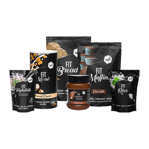 nu3 Fit Food Set