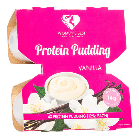 Women's Best Protein Pudding, Vanille