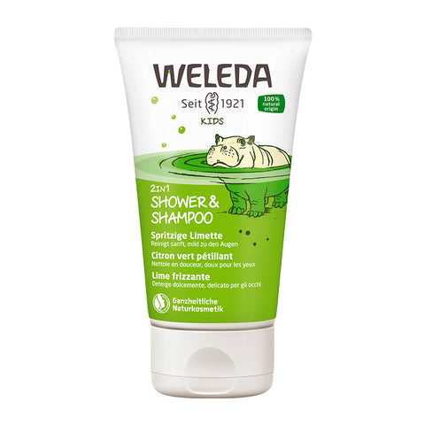 Weleda Kids 2in1 Shower&Shampoo