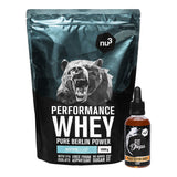 nu3 Performance Whey Protein + Fit Drops