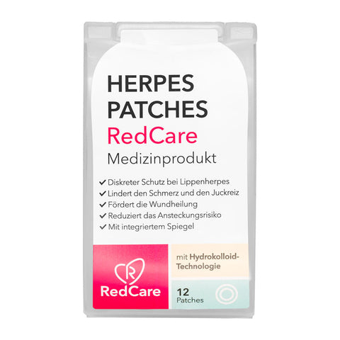 RedCare Herpes Patches