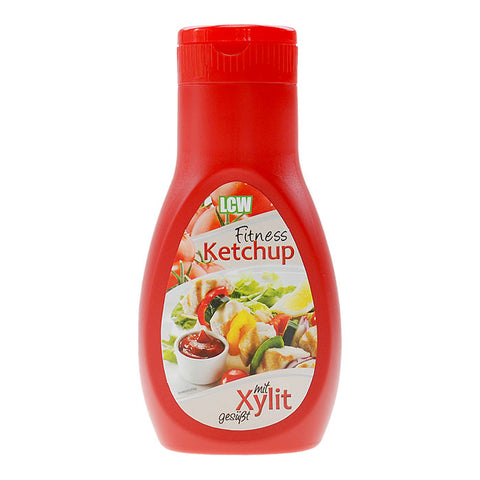 LCW Fitness Ketchup