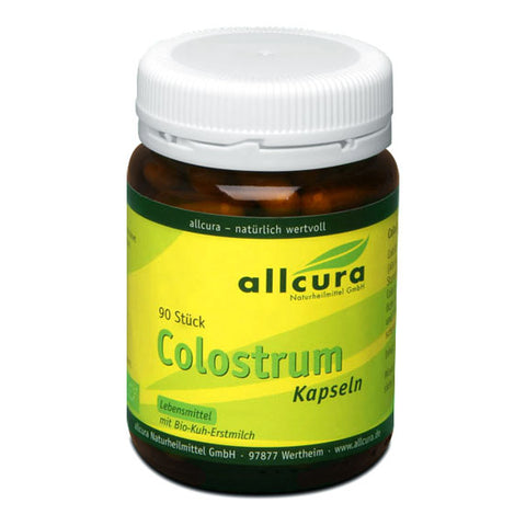 allcura Bio Colostrum