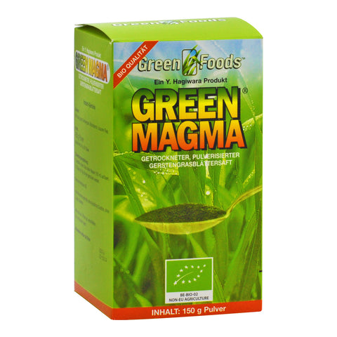 Green Foods Bio Green Magma , Pulver