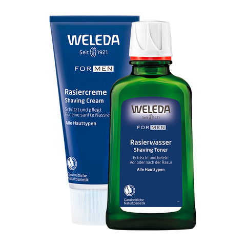 Weleda Men Rasur-Set