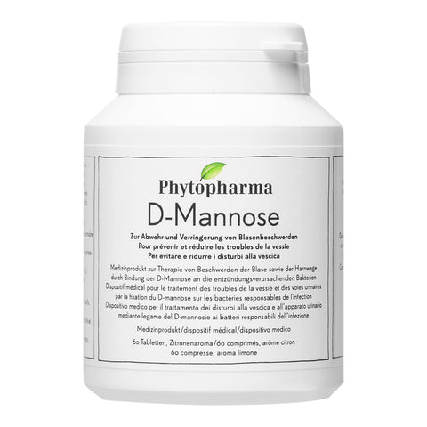 Phytopharma D-Mannose