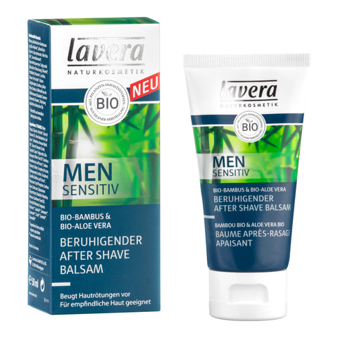 Lavera Men Sensitiv Beruhigender After Shave