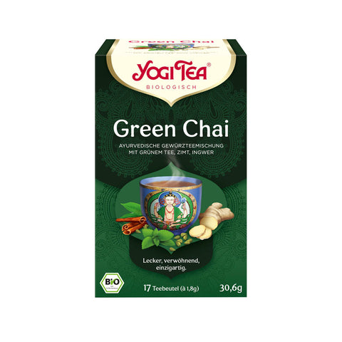 Yogi Tea Bio Green Chai