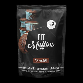 nu3 Fit Protein Muffins, Backmischung