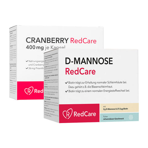 RedCare Cranberry + D-Mannose