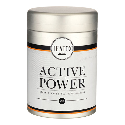 Teatox Bio Active Power Grüner Tee, lose