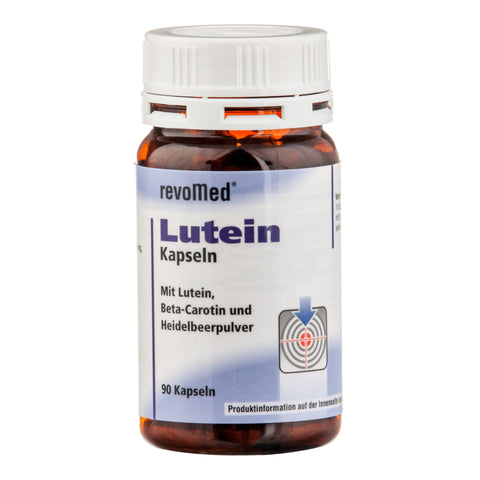 revoMed Lutein