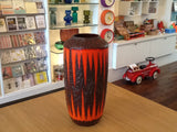 1960's WEST GERMAN SCHEURICH VASE