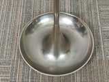 Vintage Chromed Round Metal Umbrella Stand