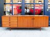 1960s Afromosia Teak Sideboard by Ib Kofod Larsen for G Plan