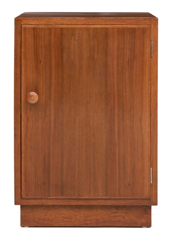 1940s Walnut Gordon Russell Bedside Cupboard