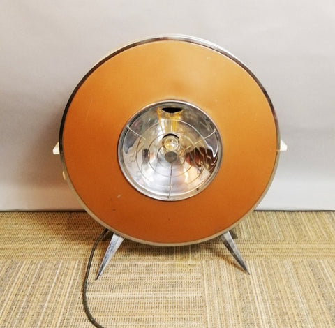 1950s Sofono Spacemaster Electric Convector Light