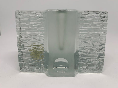 1960S Walther Glas 'Solifleur' Single Stem Vase