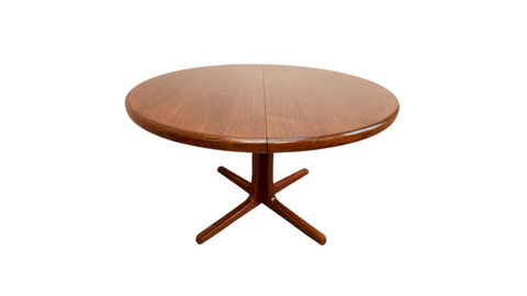 1960s Faarup Mobelfabrik Rosewood Dining Table