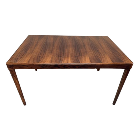 1960s H.W. Klein for Bramin Rosewood Dining Table