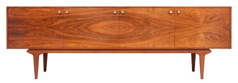 1960s Ib Kofod-Larsen Rosewood Sideboard for Everest