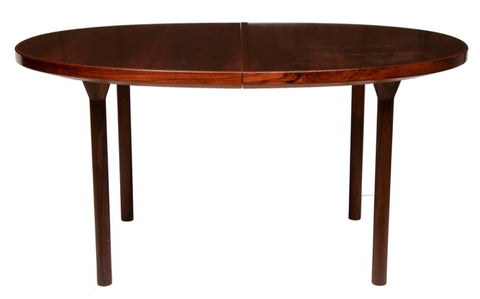 1960s France & Sons Rosewood Dining Table