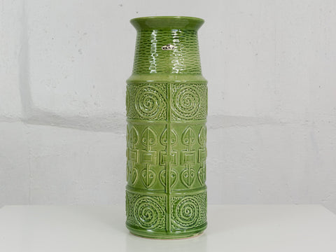 1960s West German Bay Keramik Vase