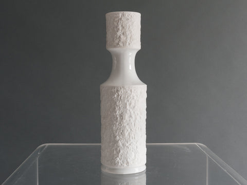 1960S ROYAL PORZELLAN BISQUE VASE