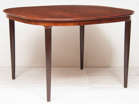 1960's Danish Skovmand & Anderson Rosewood Dining Table
