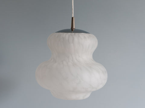 1960s German Peill & Putzler Hanging Light