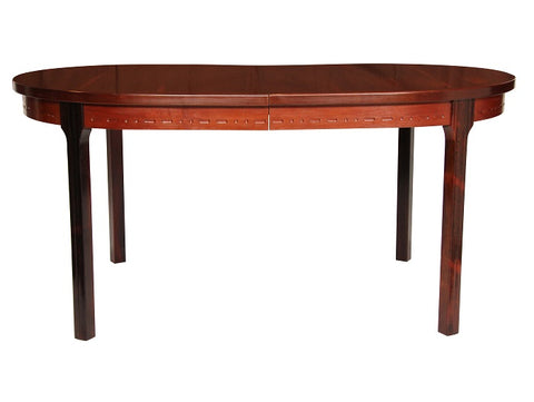 1960's Swedish Rosewood Nils Jonsson for Troeds Dining Table