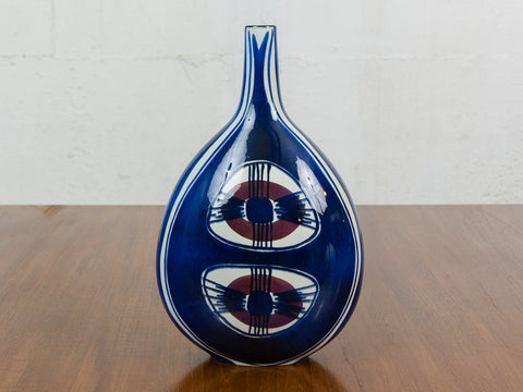 "1960's Royal Danish Copenhagen ""Pillow Vase"""