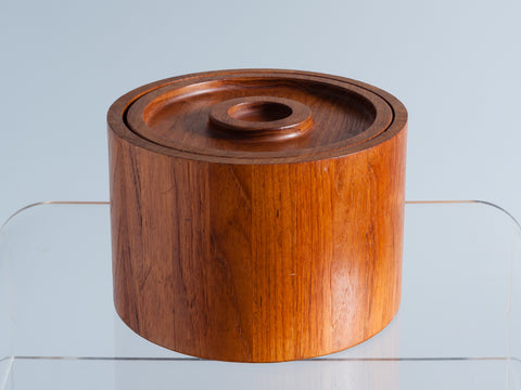 Danish Dansk Teak Ice Bucket