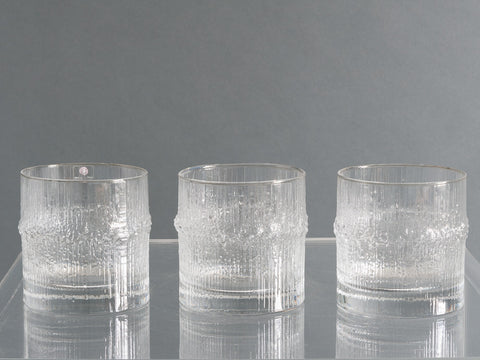 Large Whisky IIttala Glass by Tapio Wirkkala