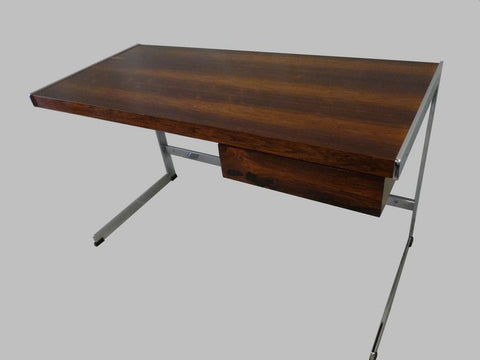 Merrow Associates Rosewood Console Desk