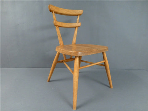 Ercol Children's Red Dot Stacking Chair