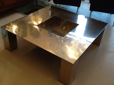 1970'S SAPORITI COFFEE TABLE