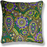 Vintage Cushions - Mansfield Daisy