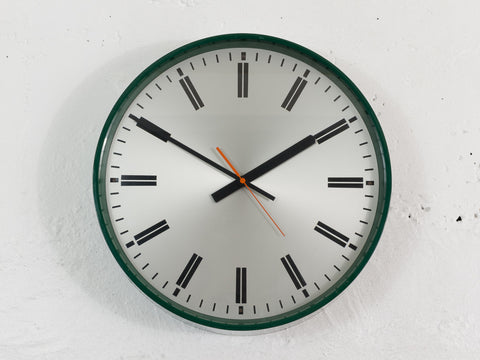 Smiths Industrial Factory Wall Clock
