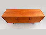 Teak Wood Sideboard by Nils Jonsson