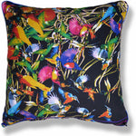 Vintage Cushions - Hummingbirds