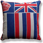 Vintage Cushions - Victory