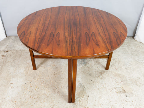 1960s Rosewood Extending Dining Table By Archie Shine for Robert Heritage