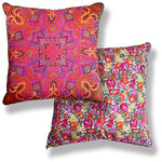Vintage Cushions - Liberty Delight