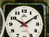 1970s Meister-Anker German Ceramic Wall Clock